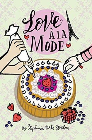 Review of Love a la Mode - Jen Ryland Reviews